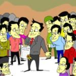 transpol karikatur