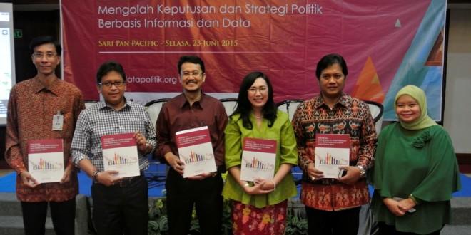 Talkshow dan Peluncuran Buku Data Politik